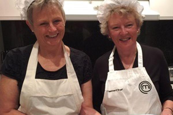Fabulous cooks at Holy Trinity Hampton