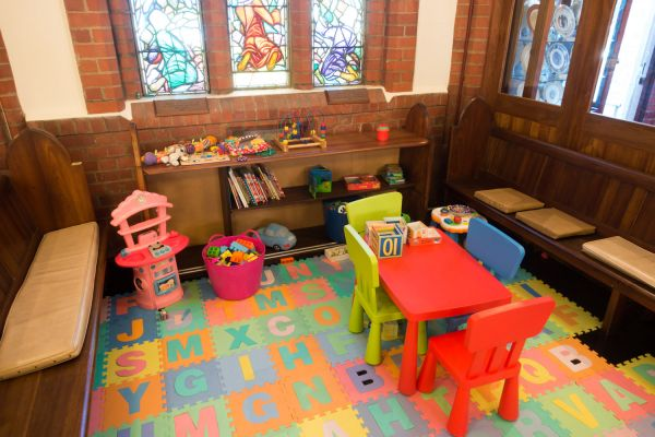 Children's Corner at Holy Trinity Hampton
